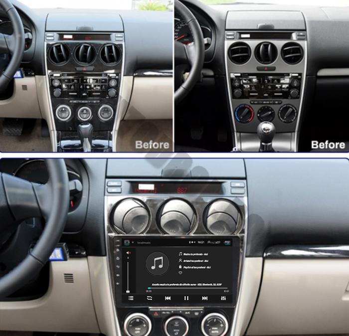 Navigatie Mazda 6 cu Android si GPS | AutoDrop.ro 19