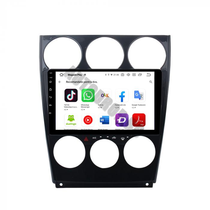 Navigatie Mazda 6 cu Android 2+32GB   AutoDrop.ro 11