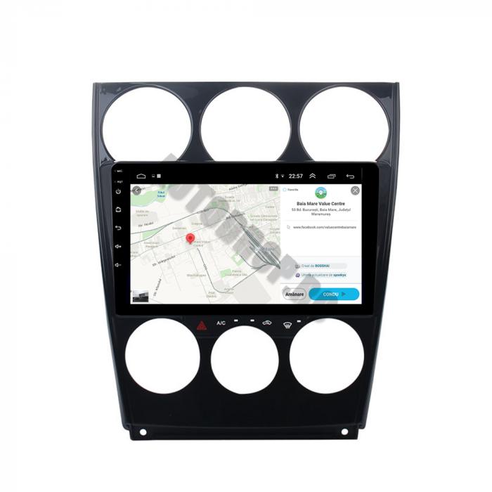 Navigatie Mazda 6 cu Android 2+32GB   AutoDrop.ro 10