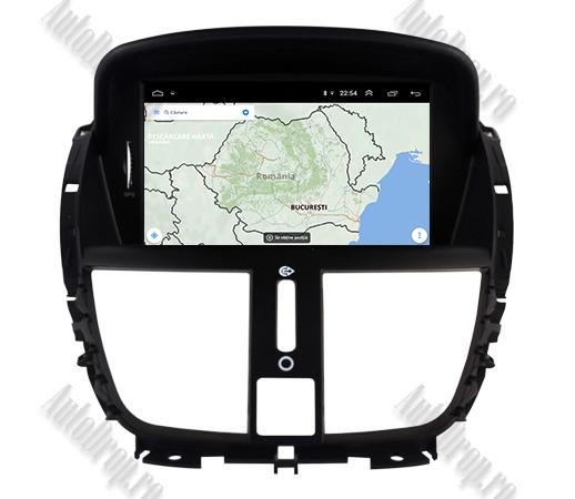Navigatie Dedicata Peugeot 207 Octacore | AutoDrop.ro 13