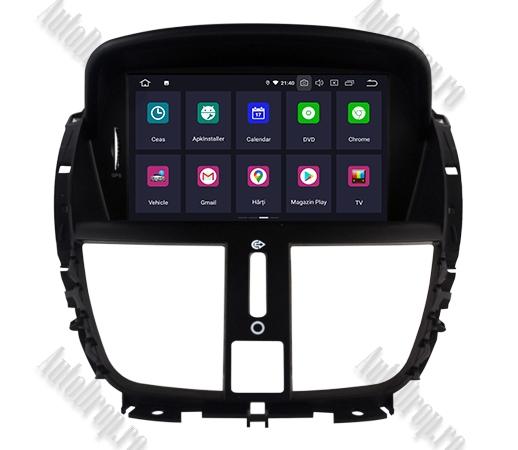 Navigatie Dedicata Peugeot 207 Android | AutoDrop.ro [1]