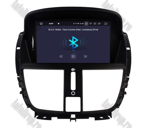 Navigatie Dedicata Peugeot 207 Android | AutoDrop.ro [5]