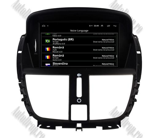 Navigatie Dedicata Peugeot 207 Android | AutoDrop.ro [8]