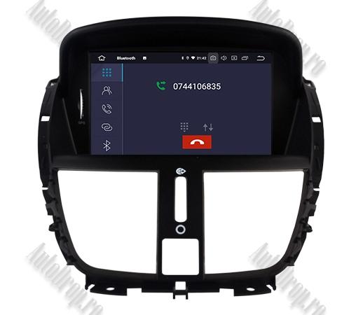 Navigatie Dedicata Peugeot 207 Octacore | AutoDrop.ro 4