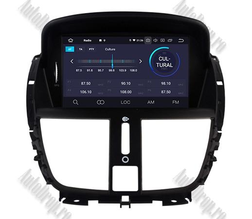 Navigatie Dedicata Peugeot 207 Octacore | AutoDrop.ro 3