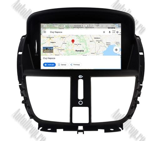 Navigatie Dedicata Peugeot 207 Android | AutoDrop.ro [14]