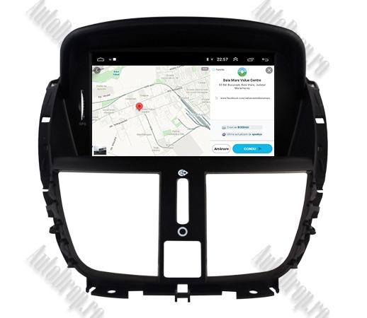 Navigatie Dedicata Peugeot 207 Octacore | AutoDrop.ro 12