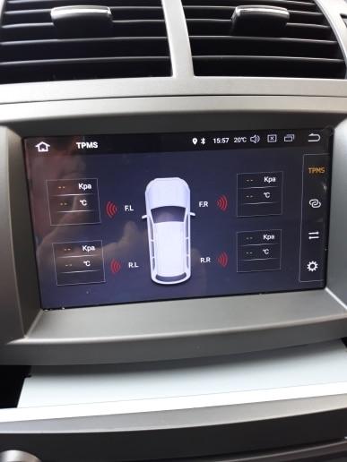 Navigatie Dedicata Peugeot 407 Gri 4+64GB | AutoDrop.ro 23