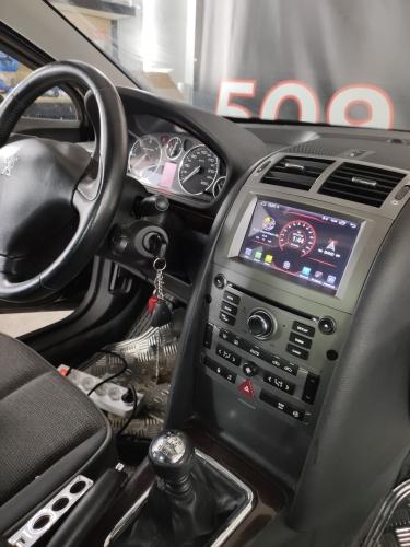 Navigatie Dedicata Peugeot 407 cu Android - AutoDrop.ro 18