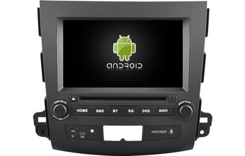 Navigatie Dedicata Mitsubishi Outlander cu Android - AutoDrop.ro 1