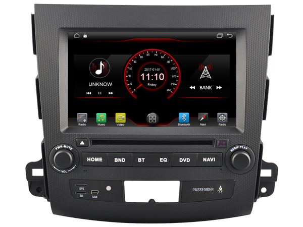 Navigatie Dedicata Mitsubishi Outlander cu Android - AutoDrop.ro 4