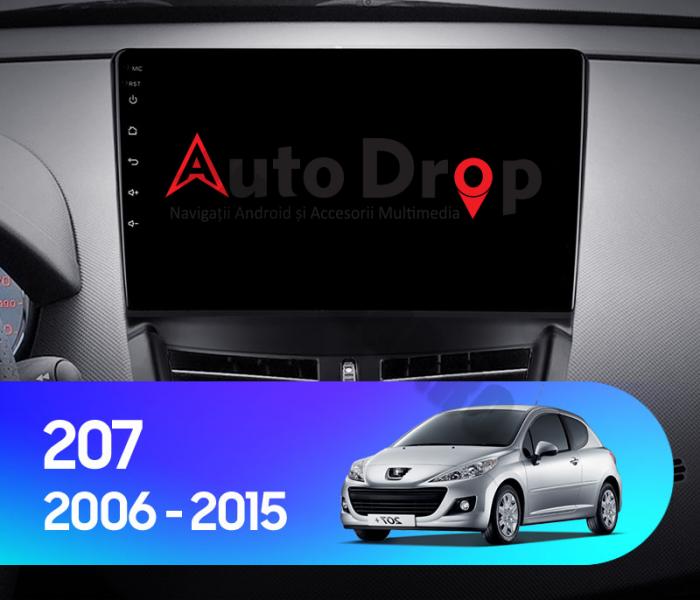Navigatie Android Peugeot 207 2006-2015 | AutoDrop.ro [15]