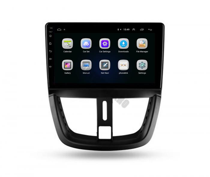 Navigatie Android Peugeot 207 2006-2015 | AutoDrop.ro [3]
