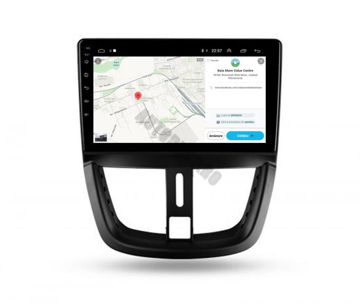 Navigatie Android Peugeot 207 2006-2015 | AutoDrop.ro [11]