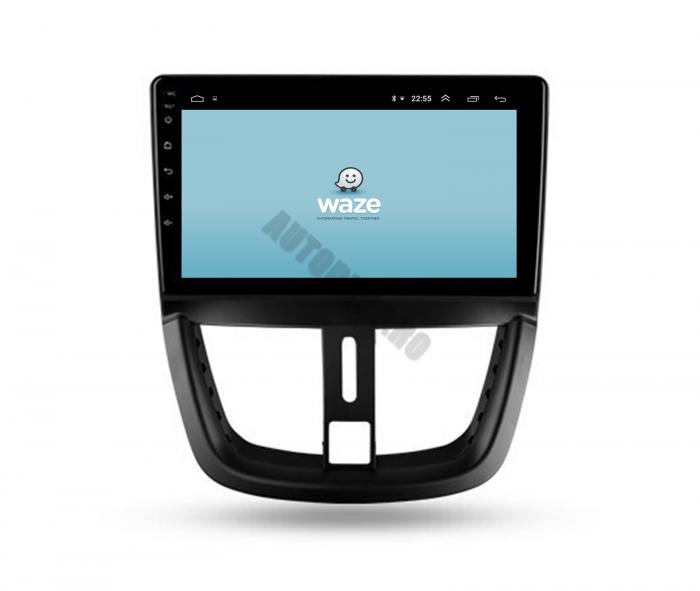 Navigatie Peugeot 207 2006-2015 PRO   AutoDrop.ro [8]