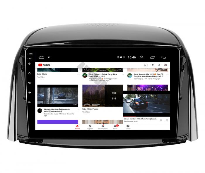 Navigatie Android Renault Koleos   AutoDrop.ro [6]