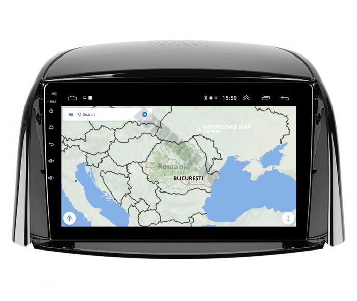 Navigatie Android Renault Koleos   AutoDrop.ro [8]