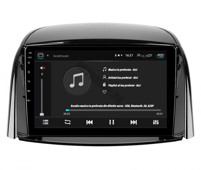 Navigatie Android Renault Koleos   AutoDrop.ro [5]