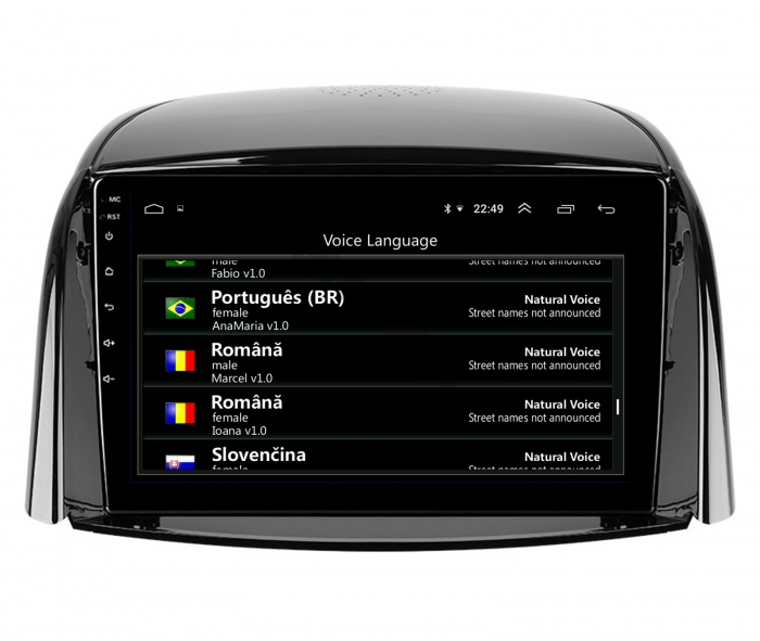 Navigatie Android Renault Koleos 2GB | AutoDrop.ro [13]