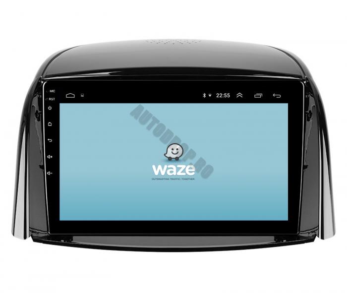 Navigatie Android Renault Koleos 2GB | AutoDrop.ro [10]
