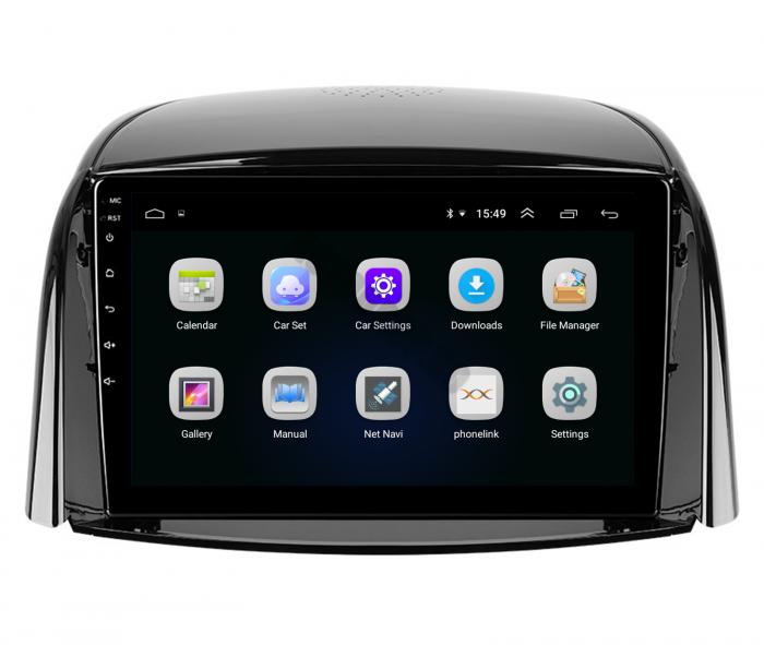 Navigatie Android Renault Koleos   AutoDrop.ro [3]