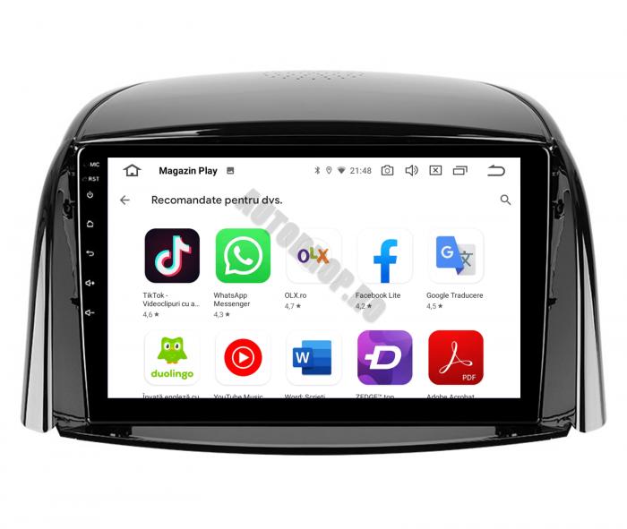 Navigatie Android Renault Koleos   AutoDrop.ro [4]