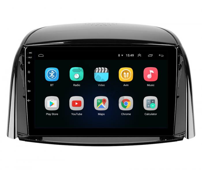 Navigatie Android Renault Koleos   AutoDrop.ro [2]