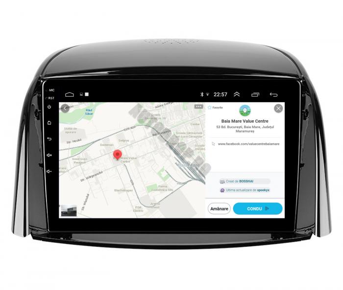 Navigatie Android Renault Koleos   AutoDrop.ro [9]