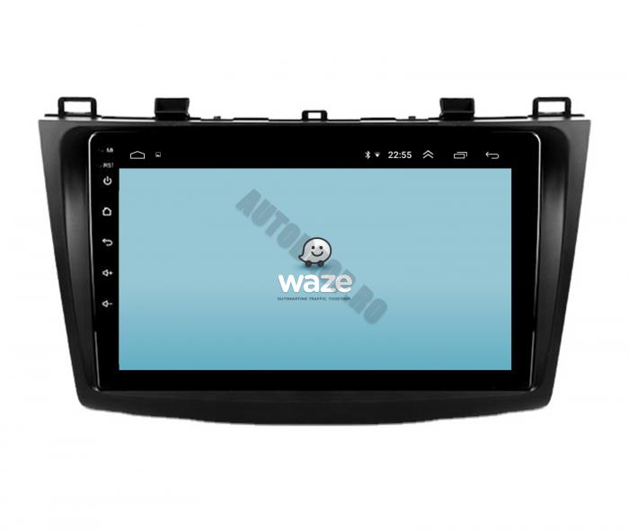 Navigatie Android Mazda 3 2009-2013   AutoDrop.ro [10]
