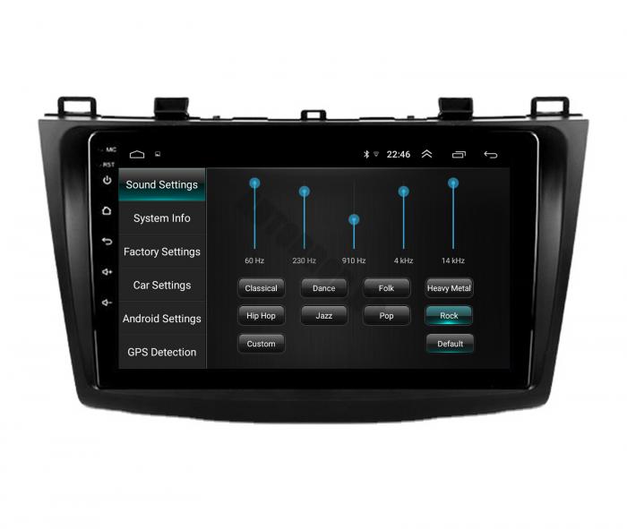 Navigatie Android Mazda 3 2009-2013 2+32GB | AutoDrop.ro [6]