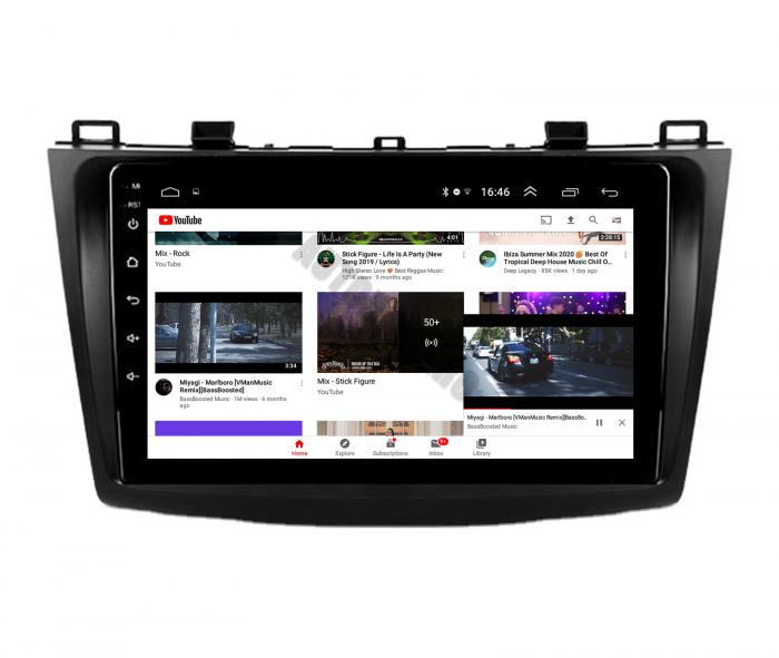 Navigatie Android Mazda 3 2009-2013   AutoDrop.ro [8]