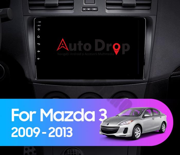 Navigatie Android Mazda 3 2009-2013   AutoDrop.ro [18]