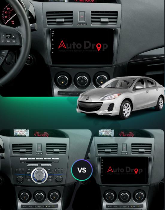Navigatie Android Mazda 3 2009-2013 2+32GB | AutoDrop.ro [17]