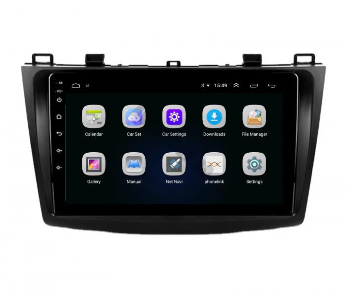 Navigatie Android Mazda 3 2009-2013   AutoDrop.ro [3]