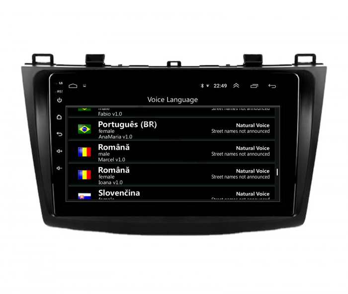 Navigatie Android Mazda 3 2009-2013 2+32GB | AutoDrop.ro [13]
