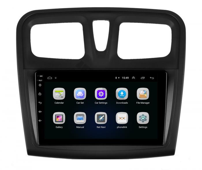 Navigatie Android Dacia Sandero 2GB   AutoDrop.ro [3]