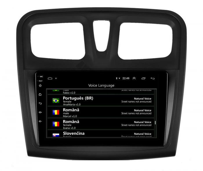 Navigatie Android Dacia Sandero   AutoDrop.ro [7]