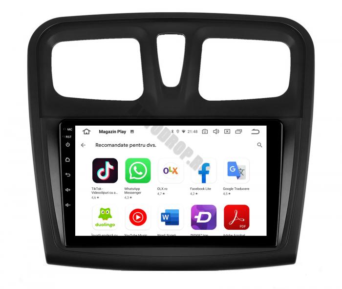 Navigatie Android Dacia Sandero 2GB   AutoDrop.ro [6]