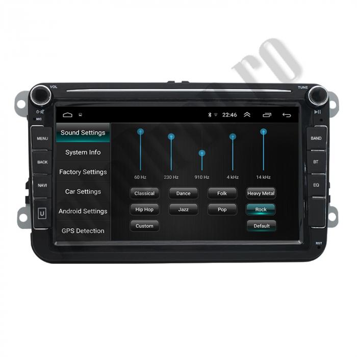 Navigatie Dedicata Volkswagen 8 Inch | AutoDrop.ro 8