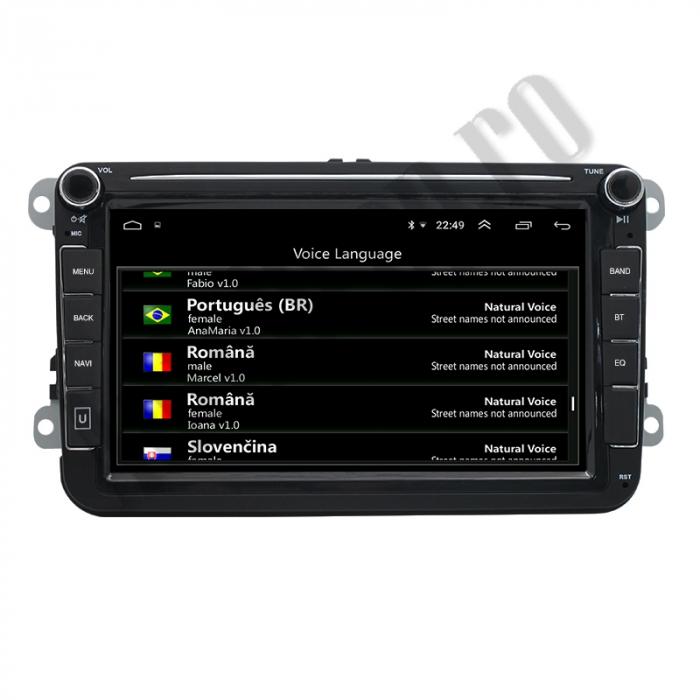 Navigatie Dedicata Volkswagen 8 Inch | AutoDrop.ro 6