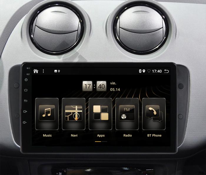 Navigatie Android 10 Seat Ibiza PX6   AutoDrop.ro [18]