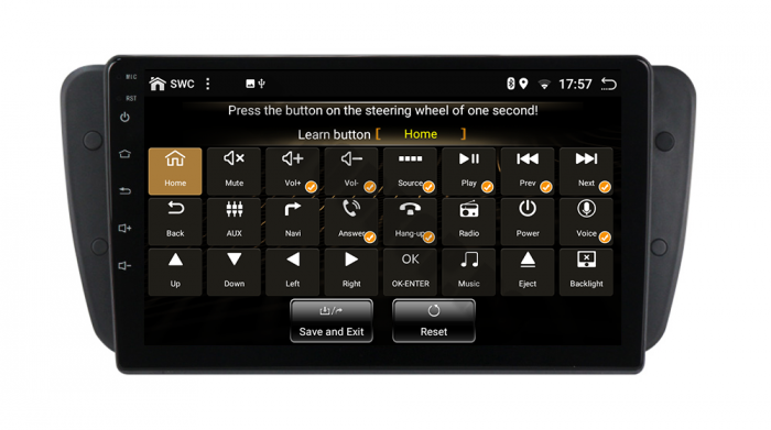 Navigatie Android 10 Seat Ibiza PX6   AutoDrop.ro [6]