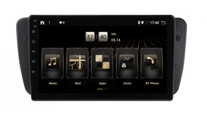 Navigatie Android 10 Seat Ibiza PX6   AutoDrop.ro [2]