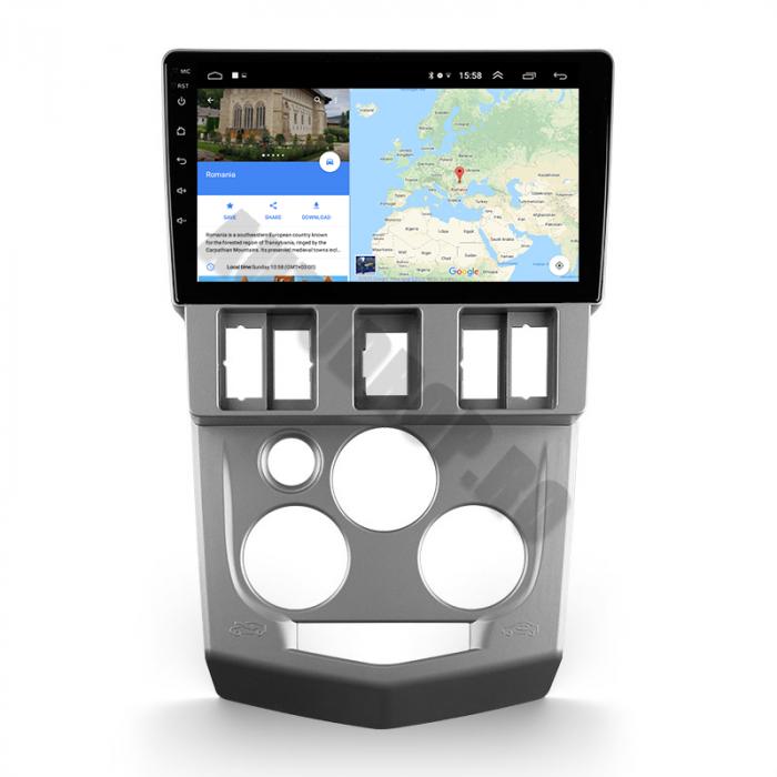 Navigatie Android 10 Dacia Logan PH1   AutoDrop.ro [12]