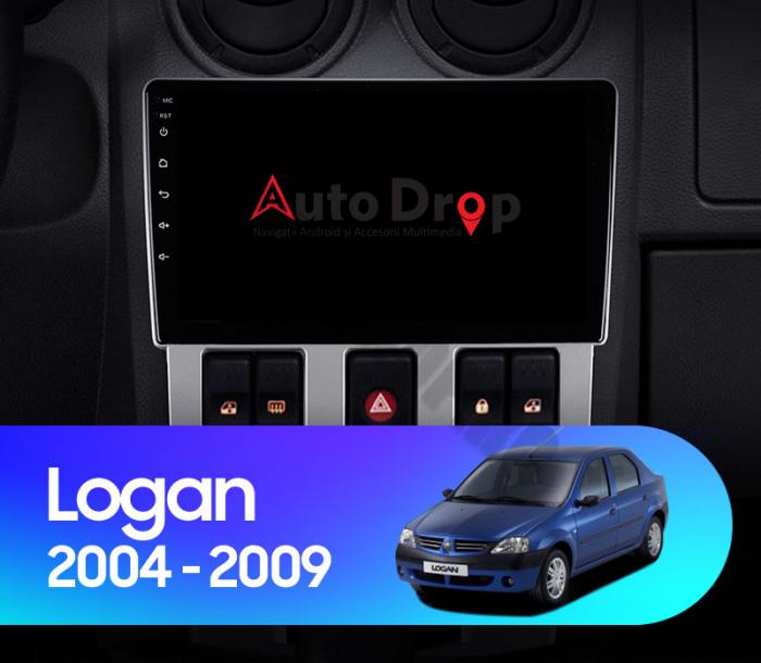 Navigatie Android 10 Dacia Logan PH1   AutoDrop.ro [17]