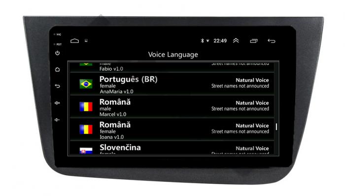 Navigatie Dedicata Seat Altea 1+16GB | AutoDrop.ro 13