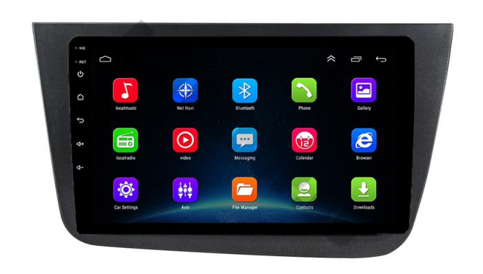 Navigatie Dedicata Seat Altea 1+16GB | AutoDrop.ro 4