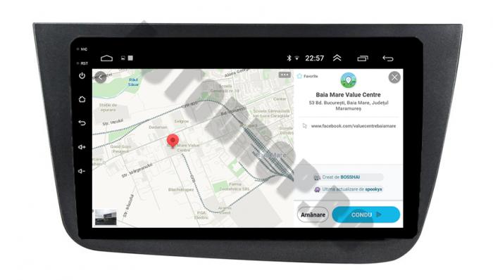 Navigatie Dedicata Seat Altea 1+16GB | AutoDrop.ro 10