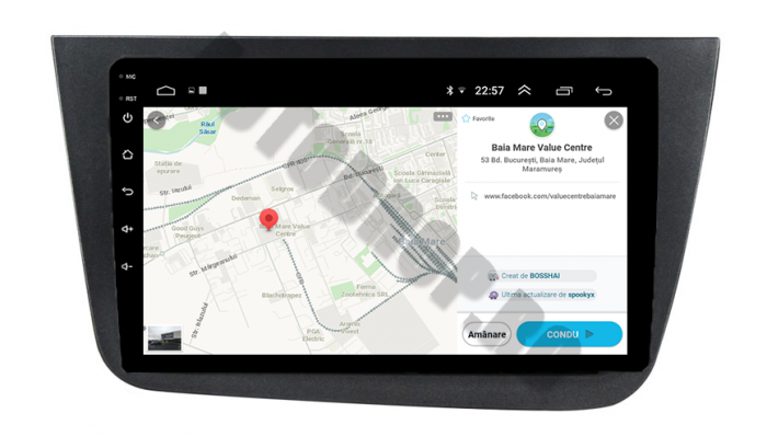 Navigatie Dedicata Seat Altea 2+32GB | AutoDrop.ro 10