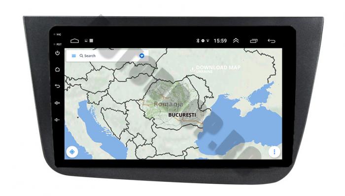 Navigatie Dedicata Seat Altea 1+16GB | AutoDrop.ro 8